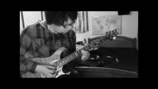 Pendulum - Slam (Guitar Cover)