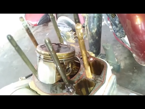 Royal Enfield white smoke problem how to solve properly