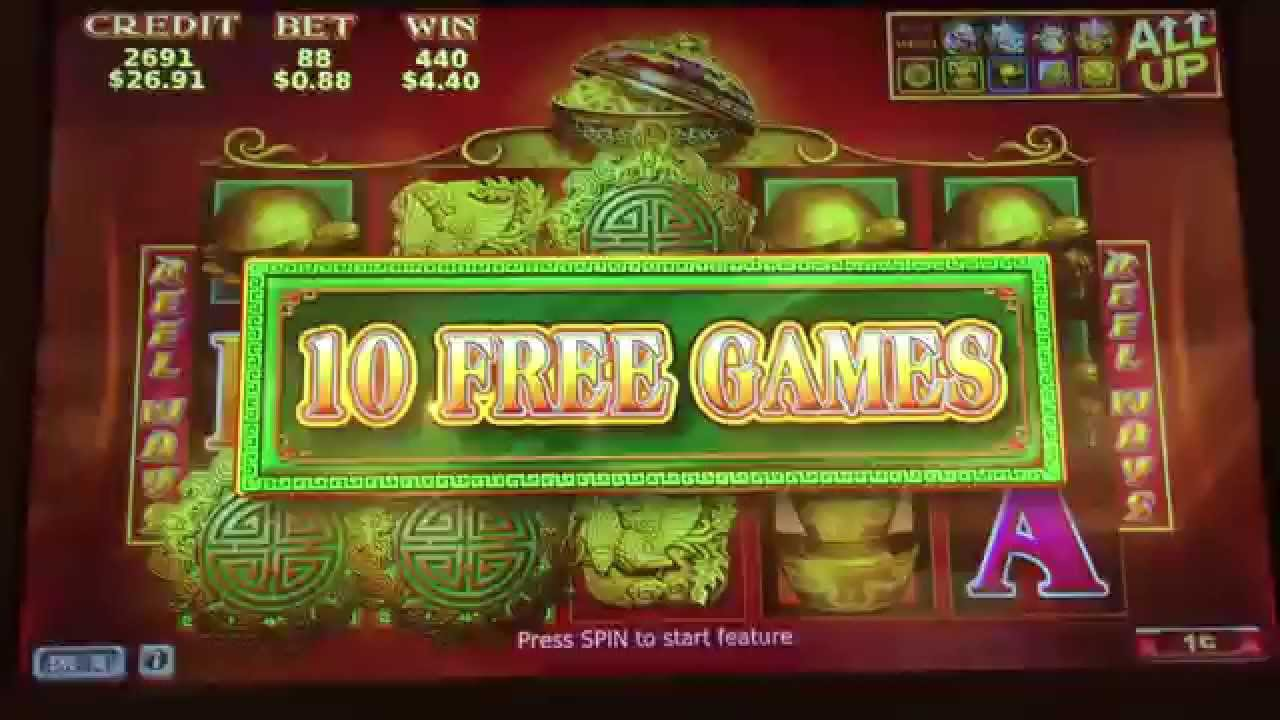 88 fortunes slot machine online