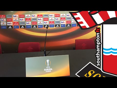 PRESS CONFERENCE: Puel and Van Dijk on Sparta Praha clash