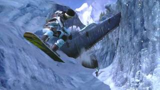 E3 2011: SSX - Sizzle Trailer (PS3, Xbox 360)
