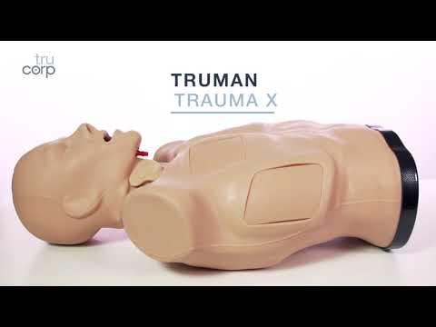 TruMan Trauma X