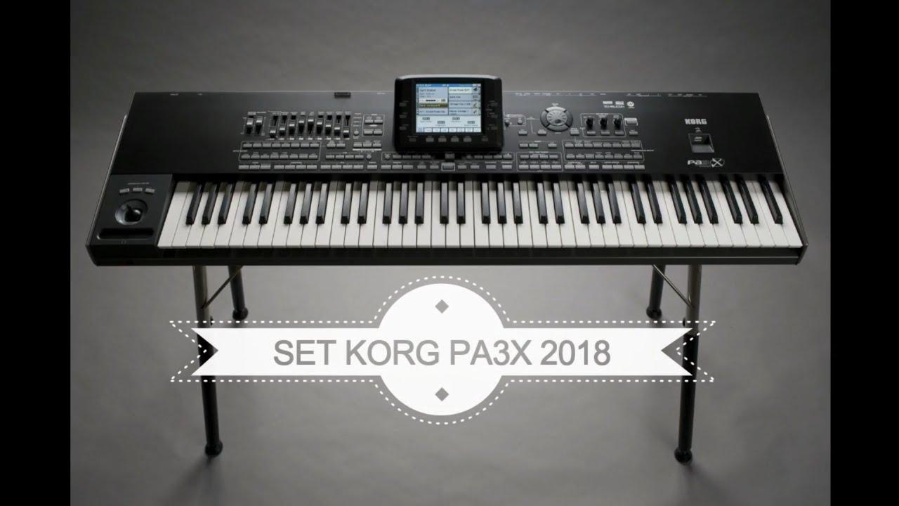 Korg Pa3x Demo Related Keywords & Suggestions - Korg Pa3x