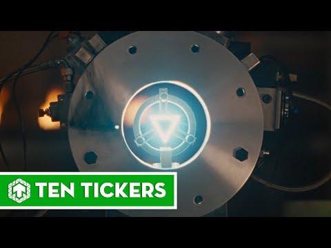 Top 5 nguyên tố giả tưởng nổi tiếng nhất Marvel | Ten Tickers