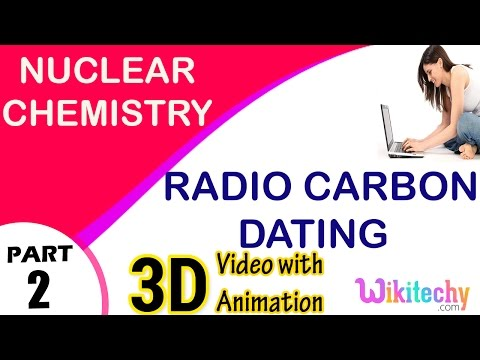 radio carbon dating nuclear chemistry class 12 chemistry subject notes lectures cbse iitjee neet