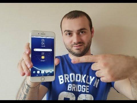 Как на айфон установить андроид