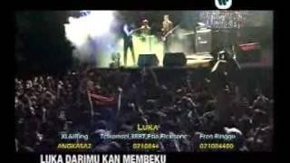 Download Mp3 Angkasa - Luka  Live