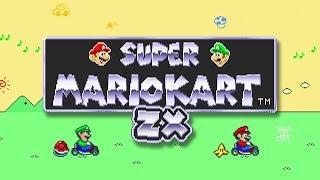 Super Mario Kart ZX - Launch trailer