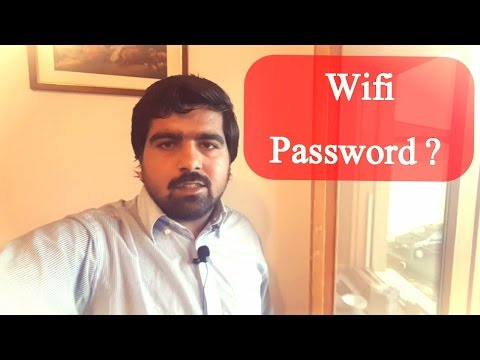 How to find saved wifi password in, Pc, Laptop