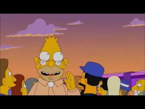 Lady Gaga en The Simpsons (Lisa Goes Gaga - Promo)