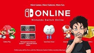 Lancement de Nintendo Switch Online ! Jetons un oeil, parlons en et testons !
