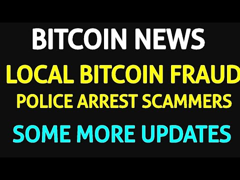 Bitcoin news - Local bitcoin india scammers arrested