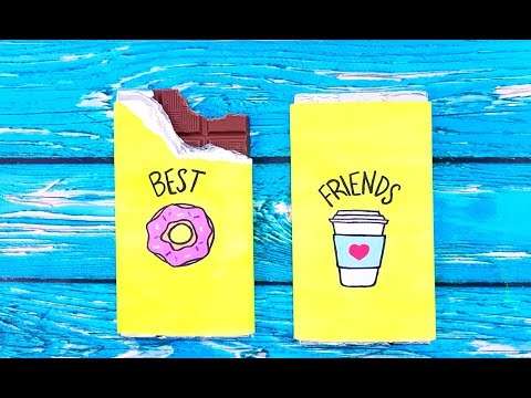 DIY BIRTHDAY GIFTS FOR BEST FRIENDS - 3 Easy & Cute DIY Projects