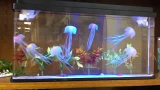 медуза силиконовая