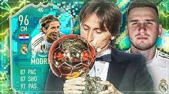 FIFA 20: LUKA MODRIĆ FLASHBACK SQUAD BUILDER BATTLE☠️☠️🔥