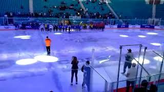 «Андрей Скабелка — ты молодчик». Трогательное видео с закрытия сезона «Барыса»