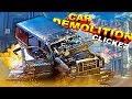 Awesome Car Destruction Physics! SUPER FUN!- Car Demolition Clicker
