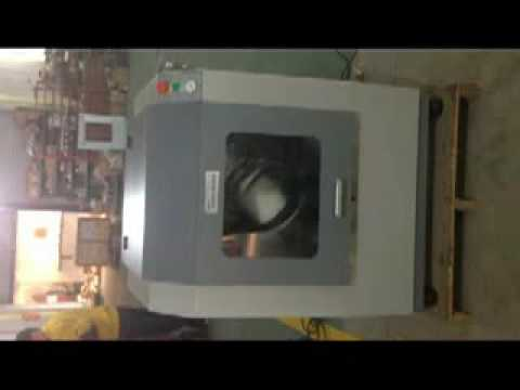 HS 6 Manual Clamping Gyro Mixer Working Video
