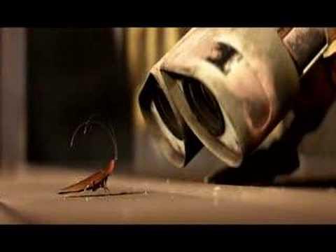 Wall E Teaser Trailer 2 Youtube
