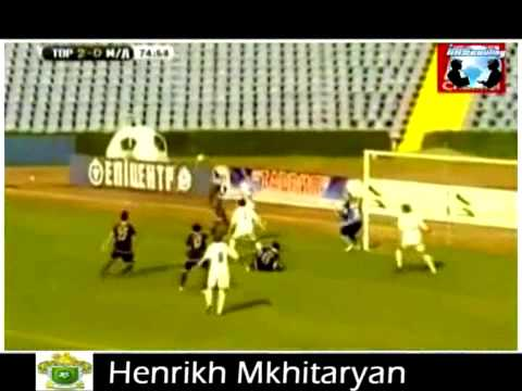 Henrikh Mkhitaryan Compilation