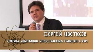 Проект 5-100. Служба адаптации иностранных граждан в КФУ