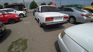 Лада  За 55-85 тыс и Hyundai Accent за 150 тыс