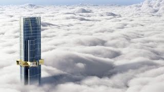 Super skyscraper in Southbank would dominate Melbourne's skyline Australia 108 UPDATE 2017