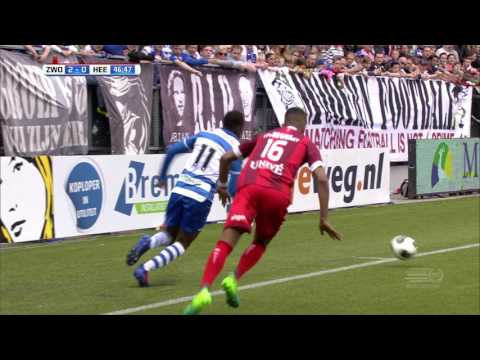 Samenvatting PEC Zwolle - SC Heerenveen