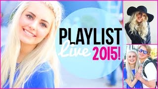 Follow Me Around: Playlist Live! Meetup, Outfits & Makeup! ! | Aspyn Ovard