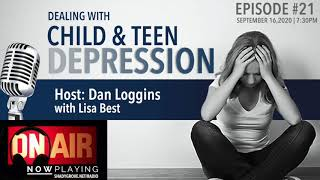 Dealing With Child and Teen Depression | SG Radio | Episode 21