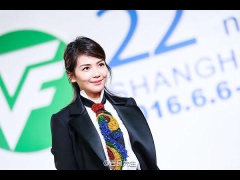 16.06.10 LIU TAO (刘涛) Cut @ 22nd Shanghai TV Festival