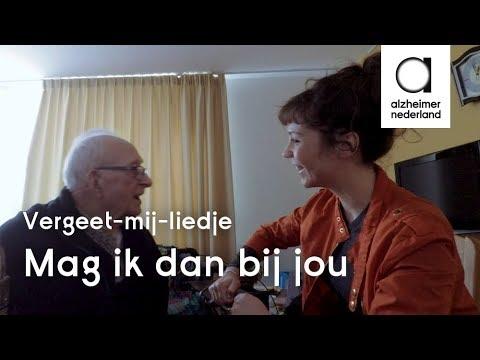Mag ik dan bij jou voor Wim (Claudia de Breij cover) | Vergeet-mij-liedje #15