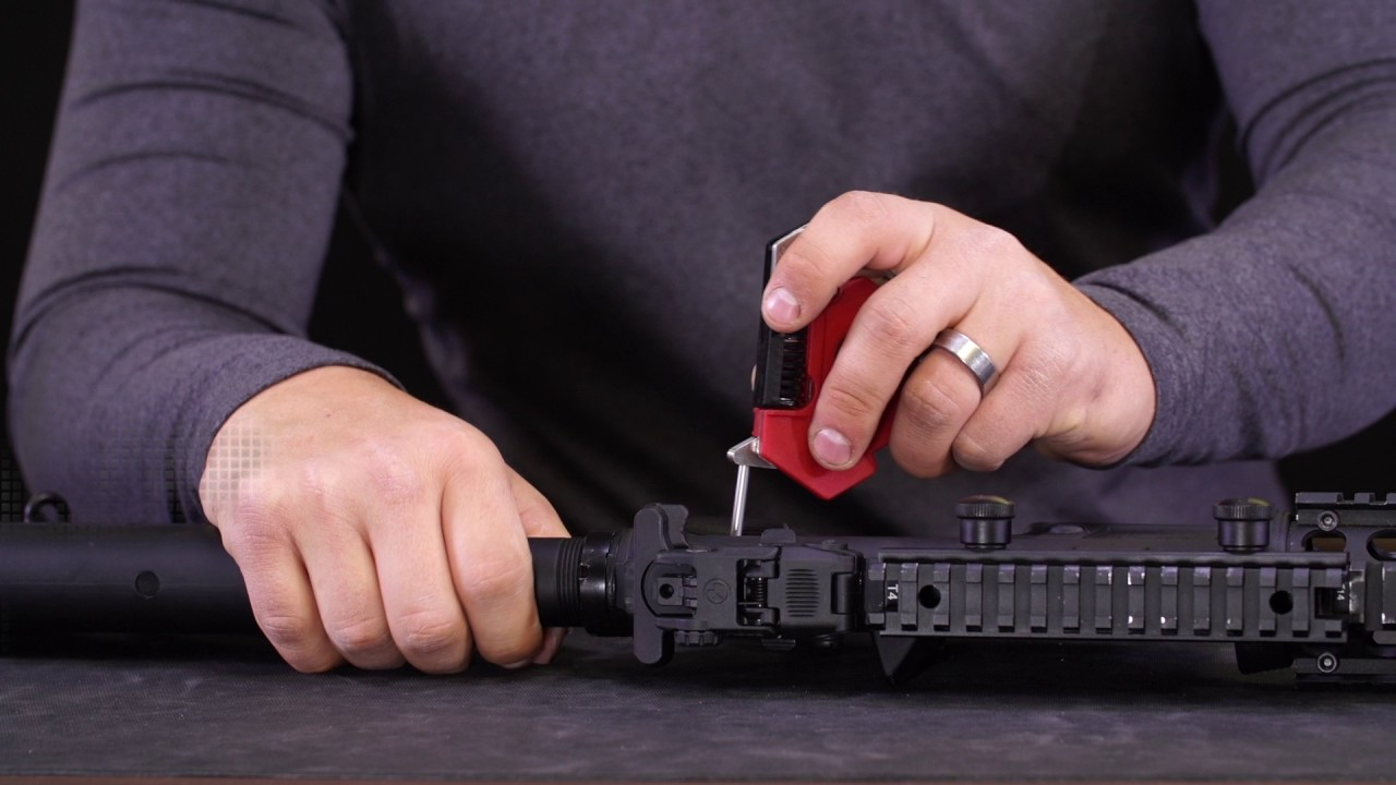 The Real Avid Carbon Boss AR15 - Comprehensive Carbon Removal Tool ...