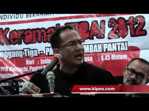Saifuddin Nasution Menghina Saya - Abdul Ghani Harun 21/5/2012