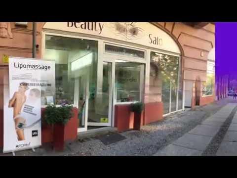 Innovativer NaTania beauty salon Berlin