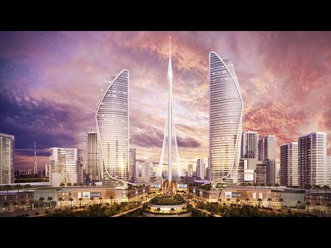 Dubai Is Building A New Tower That Will Be Taller Than The Burj Khalifa