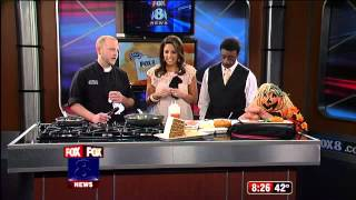 Fox 8 Recipe Box: Brown Sugar Glazed Salmon