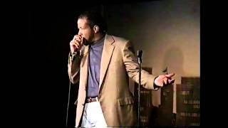 Warren Thomas at the Punch Line San Francisco, Friday, October 27th 1995