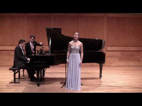 Sleep Ivor Gurney  Rachel Schutz, Soprano