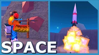 NUOVO MINING IN SPACE SIMULATOR - ROBLOX SPACE MINING TYCOON