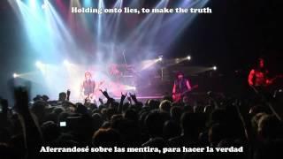 TRIVIUM-LIKE LIGHT TO THE FLIES subtitulos en español - lyrics