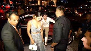 Priyanka Chopra SPOTTED With Family  & Rumoured Boy Friend Nick Jonas At BKC 2