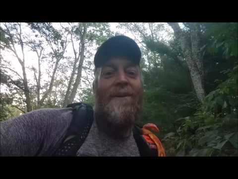2017 AT Thru Hike Day #71- Climbing out of Buena Vista, Virginia