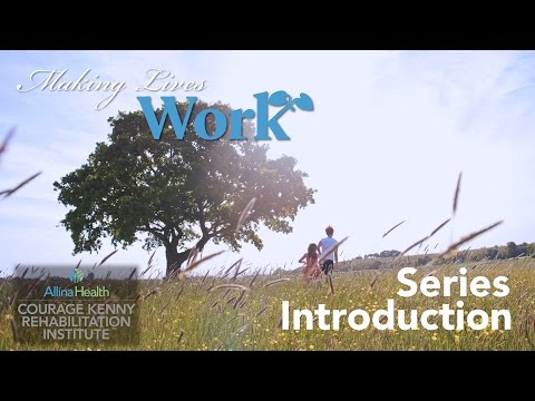 Making Lives Work - Series Introduction