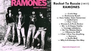 Rocket To Russia (1977) RAMONES (Queens, NY - USA) 1- Cretin Hop 0:...