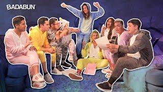 Pijamada en La Mansión | Hicimos nuestra primera canción