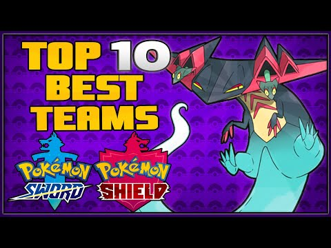 top-10-best-teams-for-pokémon-sword-and-shield