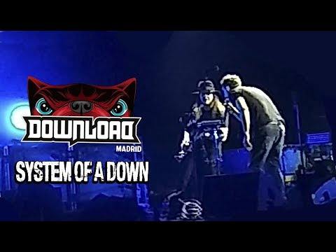 System of a Down - Download Festival Madrid 2017