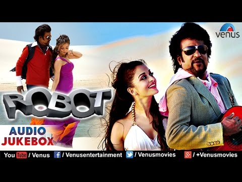 Robot Audio Jukebox | Rajnikant, Aishwarya Rai |