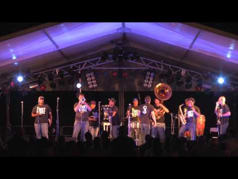 Southside - Funky Dawgz Brass Band - (TBC Brass Band Cover)